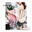 PR162 ผ้าพันคอแฟชั่น ผ้าชีฟอง พิมพ์ลายสวย ขนาด ยาว 180 กว้าง 90 cm. thumbnail 6