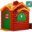 บ้านไม้กลางป่า SIZE:131X162X158 cm. thumbnail 1