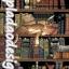 กระดาษสาพิมพ์ลาย สำหรับทำงาน เดคูพาจ Decoupage แนวภาำพ แมว 3ตัว 3 ลาย นอนกันสบาย บนชั้นหนังสือ ในห้องสมุด (ปลาดาวดีไซน์) thumbnail 1