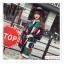 PR159 ผ้าพันคอแฟชั่น ผ้าไหมพรม พิมพ์ลายสวย ขนาด ยาว 190 กว้าง 65 cm. thumbnail 8