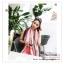 PR163 ผ้าพันคอแฟชั่น ผ้าชีฟอง พิมพ์ลายสวย ขนาด ยาว 180 กว้าง 90 cm. สำเนา thumbnail 3