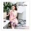PR162 ผ้าพันคอแฟชั่น ผ้าชีฟอง พิมพ์ลายสวย ขนาด ยาว 180 กว้าง 90 cm. thumbnail 1