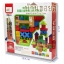 บล็อคไม้ต่อสร้างเมือง สร้างปราสาท 33 ชิ้น ลาย Music building blocks thumbnail 2