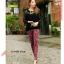 LG009 กางเกงเลคกิ้งขายาว สวยหรู มี 6 สีคะ thumbnail 3