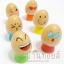 ของเล่นไม้ บล็อคไม้ไข่น่ารัก ฝึกสมดุลการทรงตัว thumbnail 3