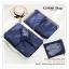 GB302 กระเป๋าจัดเก็บเสื้อผ้า กระเป๋าเซตจัดระเบียบ 1 เซต มี 7 ใบ 7 ขนาด ใส่เสื้อผ้า ของใช้ต่างๆ แยกเป็นหมวดหมู่ได้ (สามารถเลื่อนลงไปดูขนาดด้านล่างได้ครับ) thumbnail 2