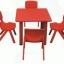 โต๊ะสี่เหลี่ยมจตุรัส SIZE:60X60X55 cm. thumbnail 1