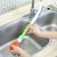 หัวก๊อกตัวช่วยกระจายน้ำ สำหรับทำความสะอาดต่างๆ สีขาว-เขียวอ่อน thumbnail 3