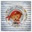 กระดาษสาพิมพ์ลาย rice paper เป็น กระดาษสา สำหรับทำงาน เดคูพาจ Decoupage แนวภาพ จอมโจรสลัดน้อยน้องหมี เท็ดดี้ แบร์ teddy bear น่ารักอย่างนี้ใครๆก็รัก (ปลาดาว ดีไซน์) thumbnail 1