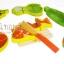 จิ๊กซอว์ไม้ชุดหั่นผักและปลา ของเล่นเสริมพัฒนาการบทบาทสมมติ thumbnail 6