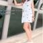 หมดค่ะ:เดรสลายตาZara ซิปยาวทั้งตัว งานสวยน่ารักค่ะ หายไปนานมากกลับมาพร้อมงานป้าย her dress ค่ะ งานสวยเป๊ะตามแบบ ผ้าดีนะคะ พิมพ์ลายสวย ตัวเดียวเอาอยู่ค่ะ thumbnail 5