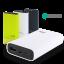 CHUWI Quick Charge 3.0 10050mAh Fast Charger Power Bank พร้อม สาย Micro USB thumbnail 1