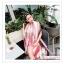 PR163 ผ้าพันคอแฟชั่น ผ้าชีฟอง พิมพ์ลายสวย ขนาด ยาว 180 กว้าง 90 cm. สำเนา thumbnail 5