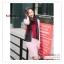 PR147 ผ้าพันคอแฟชั่น ผ้าคลุมไหล ลยตาราง ลายสวย เก๋ ไหมพรม ขนาด 190*65 ซม. thumbnail 5