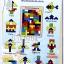 ของเล่นบล็อกไม้ปริศนา เกมไม้เททริส [Tetris] thumbnail 2