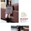 ชุดเดรส เด็กหญิงมาใหม่ สไตล์เกาหลี มีไซส์ 7/ 9/11/13 /15 thumbnail 3