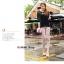 LG009 กางเกงเลคกิ้งขายาว สวยหรู มี 6 สีคะ thumbnail 25