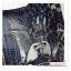 PR140 ผ้าพันคอแฟชั่น ผ้าฝ้าย พิมพ์ลายสวย ขนาด ยาว 180 กว้าง 100 cm. thumbnail 9
