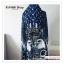 PR140 ผ้าพันคอแฟชั่น ผ้าฝ้าย พิมพ์ลายสวย ขนาด ยาว 180 กว้าง 100 cm. thumbnail 10