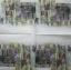 แนวภาพท่องเที่ยว เมืองนิวยอร์ค ภาพแนวกราฟฟิคย้อมสี เป็นภาพ 4 บล๊อค กระดาษแนพกิ้นสำหรับทำงาน เดคูพาจ Decoupage Paper Napkins ขนาด 33X33cm thumbnail 2
