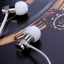 Remax หูฟัง สมอลทอร์ค RM-565i สีดำ ใส่หูง่าย ฟังสบาย thumbnail 3