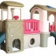 บ้านน้อย 2 ชั้น สีคลาสสิค (ยี่ห้อ LERADO) SIZE:178X302X174 cm thumbnail 1