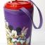 แก้วเก็บความเย็น สะดวกสบายด้วยหูหิ้ว ลาย Mickey & Friends บนพื้นม่วง เก็บความเย็นได้กว่า 5 ชั่วโมง thumbnail 3