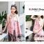 PR162 ผ้าพันคอแฟชั่น ผ้าชีฟอง พิมพ์ลายสวย ขนาด ยาว 180 กว้าง 90 cm. thumbnail 7