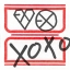 [Pre] EXO : 1st Album - XOXO (Kiss Ver.) +1 Random Sticker thumbnail 1