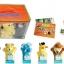 ตุ๊กตาหุ่นมือสัตว์ป่า(1 เซ็ต มีหุ่น 6 ตัว ) thumbnail 1