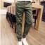กางเกงขายาวแฟชั่น ทรงJOGGER สีเขียว รุ่น KOMA LP0017 thumbnail 1