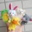 ตุ๊กตานิ้วมือ รูปสัตว์น้อย (แพค 10 ตัว) thumbnail 4
