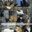 กระดาษสาพิมพ์ลาย สำหรับทำงาน เดคูพาจ Decoupage แนวภาพ ห้องเก็บของ แหล่งรวมตัว ประชุมลับของบรรดาน้องแมวแมว thumbnail 1