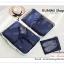 GB302 กระเป๋าจัดเก็บเสื้อผ้า กระเป๋าเซตจัดระเบียบ 1 เซต มี 7 ใบ 7 ขนาด ใส่เสื้อผ้า ของใช้ต่างๆ แยกเป็นหมวดหมู่ได้ (สามารถเลื่อนลงไปดูขนาดด้านล่างได้ครับ) thumbnail 10