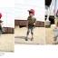 เสื้อยืดคอกลม สีเทาลาย USA แขนสั้น สไตล์เกาหลี ผ้าเนื้อดี น่ารักมากค่ะ thumbnail 4