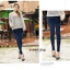 LG009 กางเกงเลคกิ้งขายาว สวยหรู มี 6 สีคะ thumbnail 21