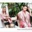 PR163 ผ้าพันคอแฟชั่น ผ้าชีฟอง พิมพ์ลายสวย ขนาด ยาว 180 กว้าง 90 cm. สำเนา thumbnail 2