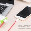 Hoco สายชาร์จสำหรับไอโฟน Cable Quick Charge&Data 120cm. สีขาว thumbnail 5