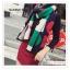 PR159 ผ้าพันคอแฟชั่น ผ้าไหมพรม พิมพ์ลายสวย ขนาด ยาว 190 กว้าง 65 cm. thumbnail 10