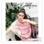 PR162 ผ้าพันคอแฟชั่น ผ้าชีฟอง พิมพ์ลายสวย ขนาด ยาว 180 กว้าง 90 cm. thumbnail 8