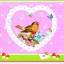 แนวภาพสัตว์ นกในหัวใจ ภาพโทนสีชมพูเขียว เป็นภาพ 4 บล๊อค กระดาษแนพกิ้นสำหรับทำงาน เดคูพาจ Decoupage Paper Napkins ขนาด 33X33cm thumbnail 1