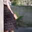 Luna skirt กระโปรงระบายชั้นเอวสูงตัวยาวทรงสอบค่ะ ประดับระบาย 11 ชั้น ทรงสวยน่ารักสุดๆ ชายระบายเย็บริมทุกชั้น ไม่รุ่ย แมตซ์กับเสื้อยืด เสื้อแขนกุดเหมือนนางแบบก็สวยแล้วค่ะ thumbnail 2