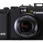 Canon G15, G16