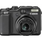 Canon G10, G11, G12
