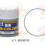 C1 White Gloss 10ml