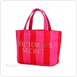 &#x2764️ Victoria's Secret Small Stripe Tote