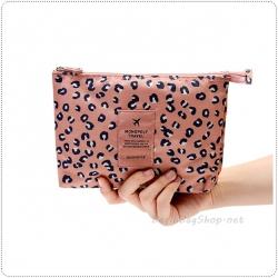 Pattern Mesh Pouch / 3 Pocket