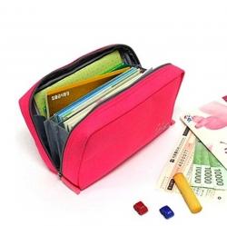Multi Pouch For Bookbank กระเป๋าใส่สมุดบัญชี