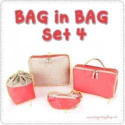 BAG in BAG Set 4 for Kid