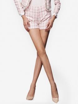 กางเกงขาสั้น Stitching Tweed